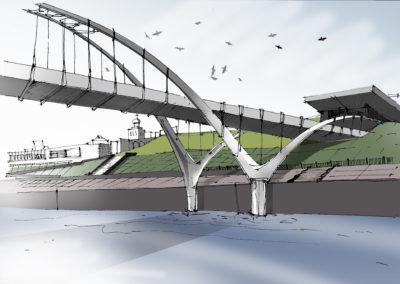 Концепция развития инфраструктуры Набережной реки Туры