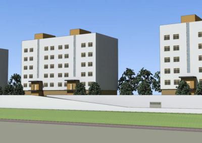 Концептуальное предложение по застройке квартала 5-2 в жилом районе «Тюменский-2» (АИЖК)