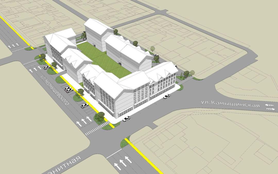 Городской проект – доходный квартал