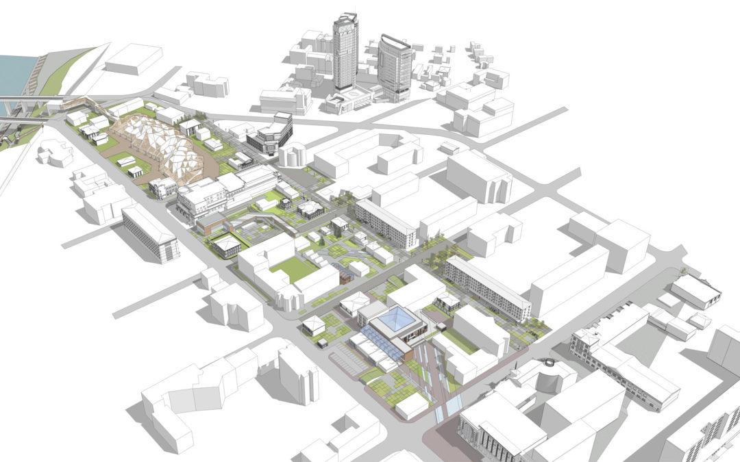 Архитектурно-градостроительная концепция