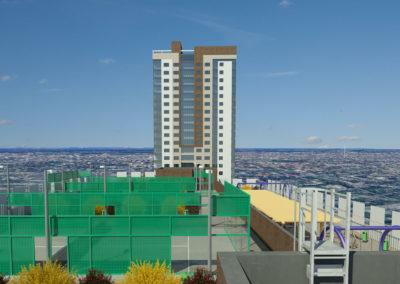 Комплекс жилых многоквартирных домов