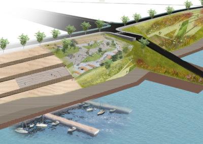 Концепция развития территории Набережной реки Туры